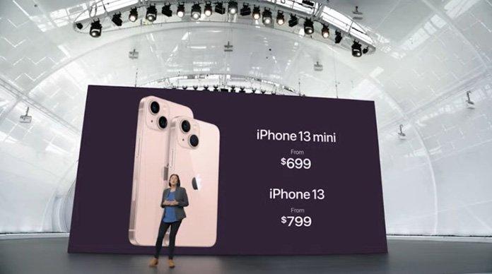 «Люди любят iPhone, и мы делаем iPhone лучше». Apple представила iPhone 13 с лучшей сдвоенной камерой, 128 ГБ флеш-памяти, мощнейшей SoC A15 Bionic и улучшенной автономностью