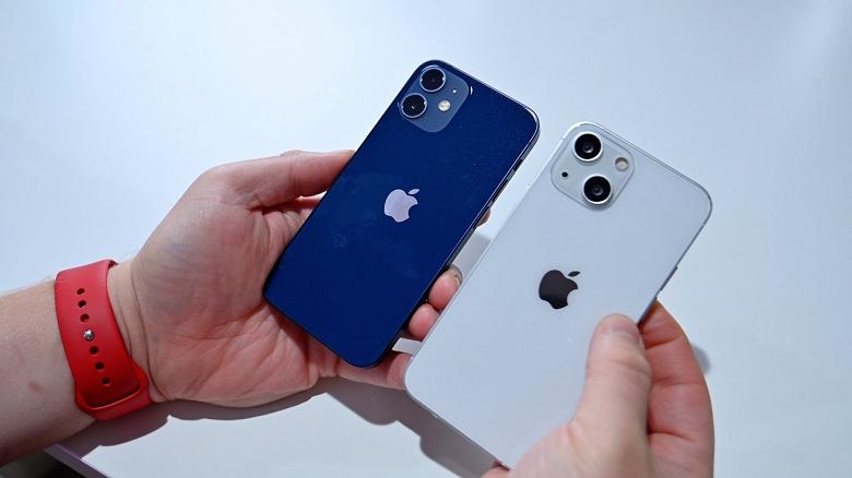 «iPhone 13 mini — ваш последний шанс», — FrontPageTech подтверждает, что iPhone 14 mini не увидит свет