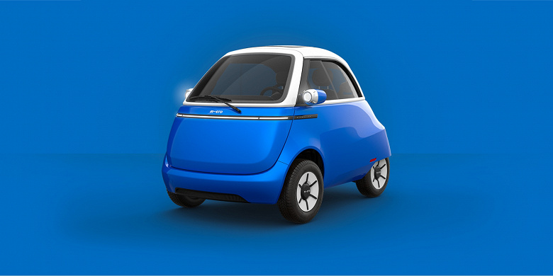 Microlino's tiny electric car sparks great interest