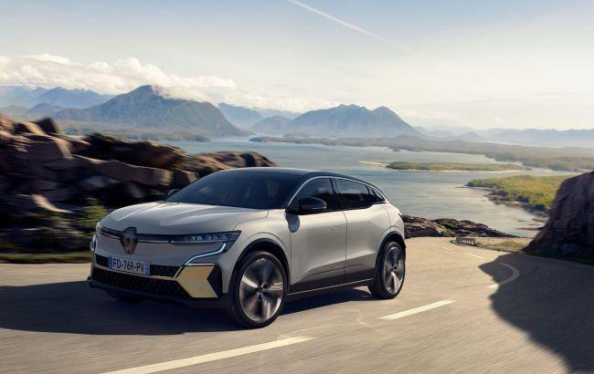 Представлен абсолютно новый электрический Renault Megane
