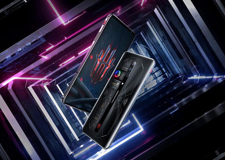Snapdragon 888 Plus, экран AMOLED, 165 Гц, 18 ГБ ОЗУ, 64 Мп, 4500 мА•ч и 120 Вт. Глобальная версия RedMagic 6S Pro официально подтверждена, названы цены