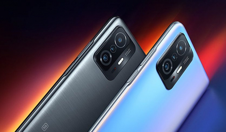 Xiaomi has decided on the launch of Xiaomi 11T and 11T Pro in Russia