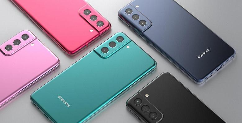 Samsung не уверена в Galaxy S21 FE: компания пока что выпустила всего 10 000 смартфонов