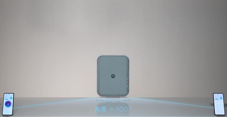 Одновременная зарядка четырёх смартфонов на большом расстоянии: представлено новое поколение беспроводной зарядки Motorola