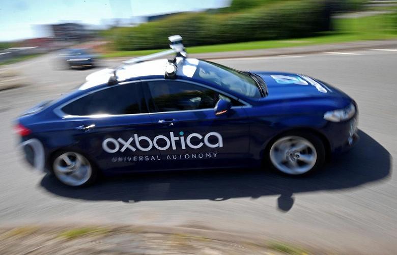 Oxbotica разработает многоцелевой беспилотный автомобиль совместно с AppliedEV