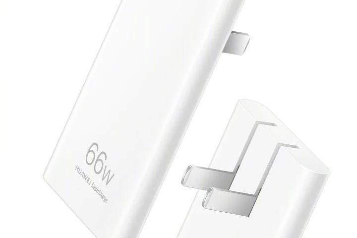 Первое в мире зарядное устройство толщиной 1 см и мощностью 66 Вт: Появились подробности о Huawei GaN Ultra-Thin Charger