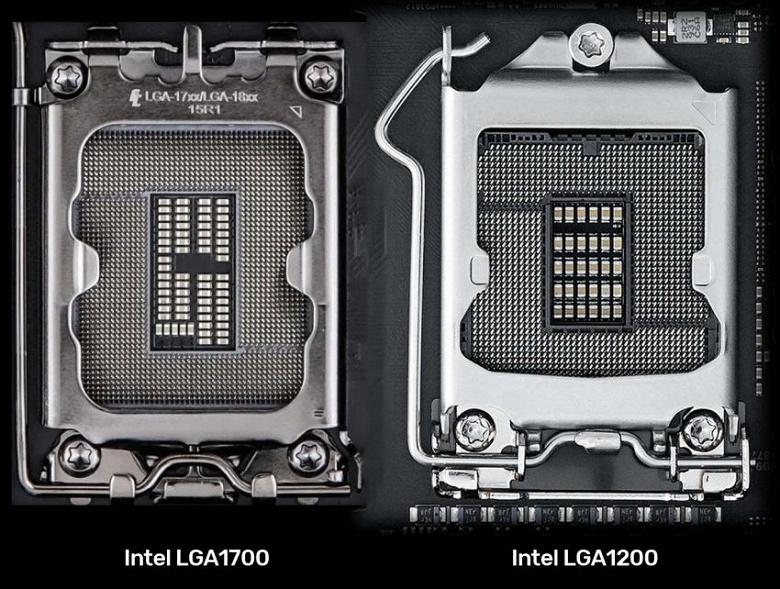 Фото дня: разъём Intel LGA1700 для процессоров Alder Lake и Raptor Lake