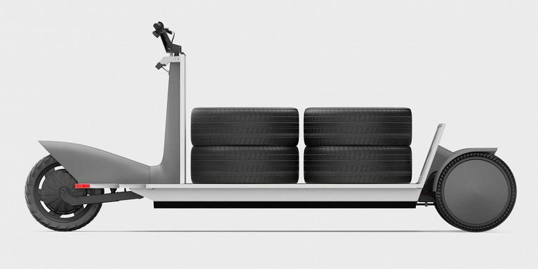 Компания Polestar представила прототип транспортёра на электрическом ходу