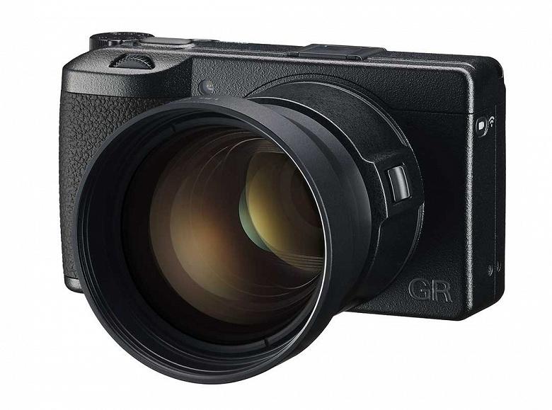 Представлена компактная камера Ricoh GR IIIx стоимостью 999 евро