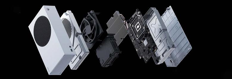 Обновлению консоли Xbox Series S, которое выйдет в 2022 году, приписывают 6-нанометровый APU AMD с 24 вычислительными блоками