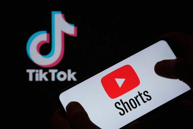 TikTok уже опередил YouTube по среднему времени просмотру