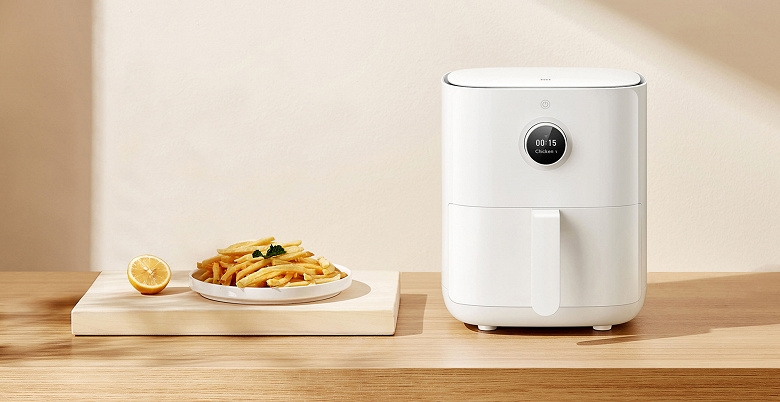 Xiaomi has released a smart airfryer in Russia cheaper than in Europe