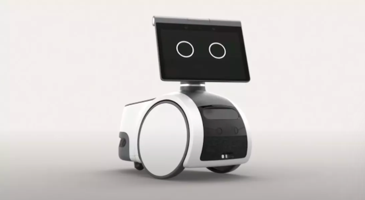 Представлен домашний робот-помощник Amazon Astro