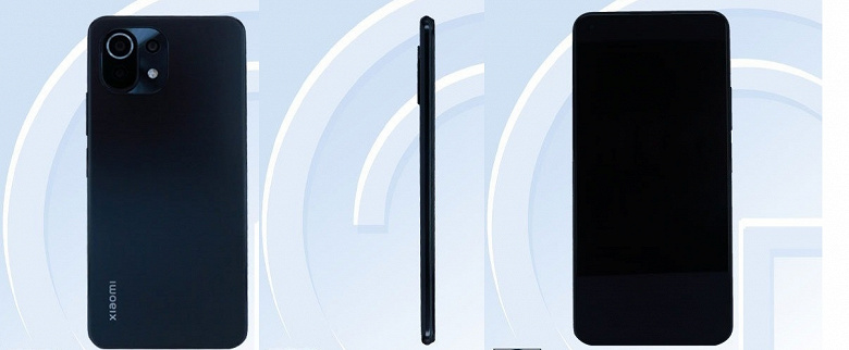 Xiaomi CC 11 станет одним из самых тонких и лёгких смартфонов компании: на первых фото он очень похож на Xiaomi Mi 11 Lite