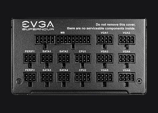 Блок питания EVGA SuperNOVA 1300 GT стоит 270 долларов