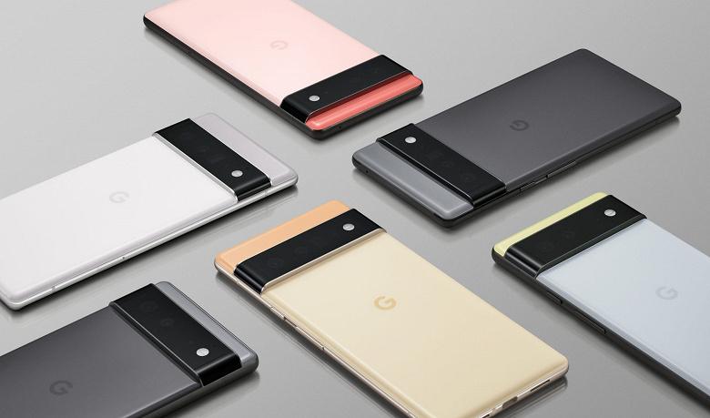 Предзаказы на Google Pixel 6 и Pixel 6 Pro стартуют 19 октября, а продажи начнутся 28 октября