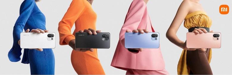 Официально: Xiaomi скоро выпустит в России новенькие Xiaomi 11T и 11T Pro, Xiaomi 11 Lite 5G NE и Xiaomi Mi Pad 5