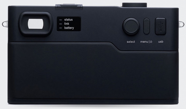 Представлена новая версия цифровой дальномерной камеры Pixii