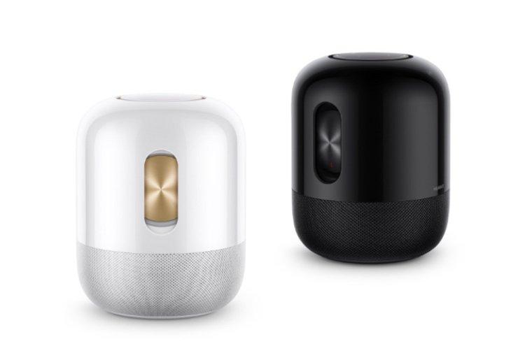 Шесть динамиков, HarmonyOS 2.0, Devialet, Bluetooth 4.2, Wi-Fi и 3,5 мм. Представлена умная колонка Huawei Sound SE