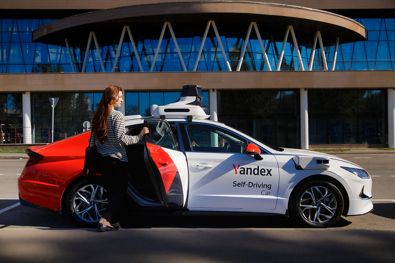 Яндекс запускает беспилотное такси в Москве