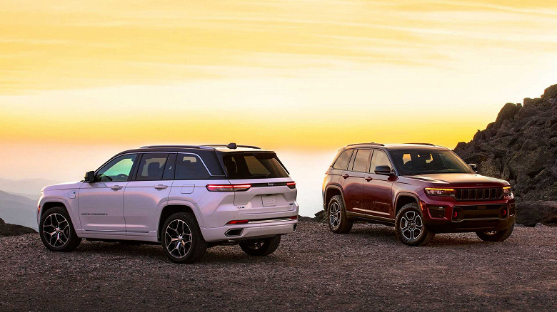 Introduced a hybrid Grand Cherokee 4xe with a range of more than 700 km