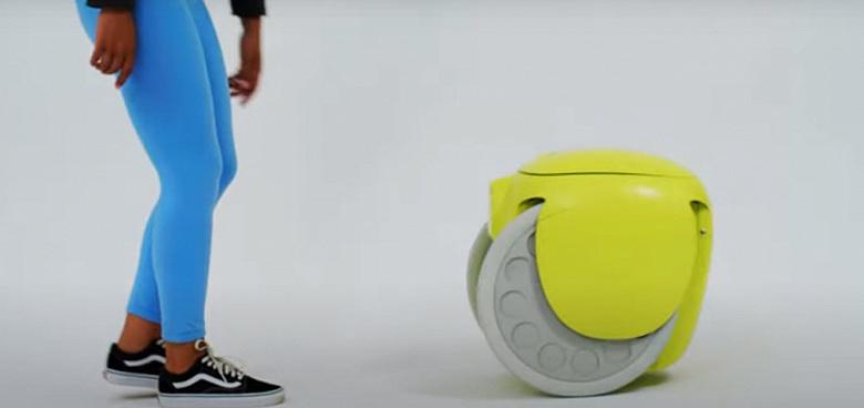 Представлен небольшой грузовой робот, который может следовать за владельцем: Piaggio Gitamini поступит в продажу 15 октября