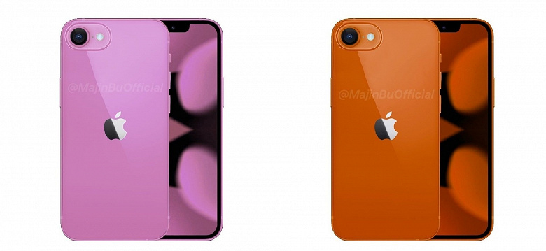 Самый дешёвый и компактный смартфон Apple в 2022 году: появились новые изображения iPhone SE3