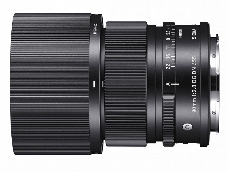 Sigma 90mm F2.8 DG DN Lens Introduced |  Contemporary