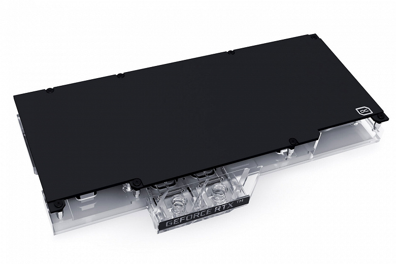 Представлен водоблок AlphaCool Eisblock Aurora для видеокарт Galax и KFA2 RTX 3080 Ti и RTX 3090 HOF