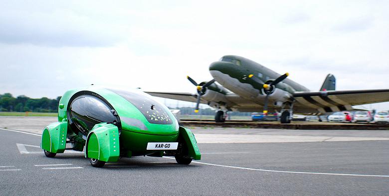 Военно-воздушные силы Великобритании приступили к испытанию роботов