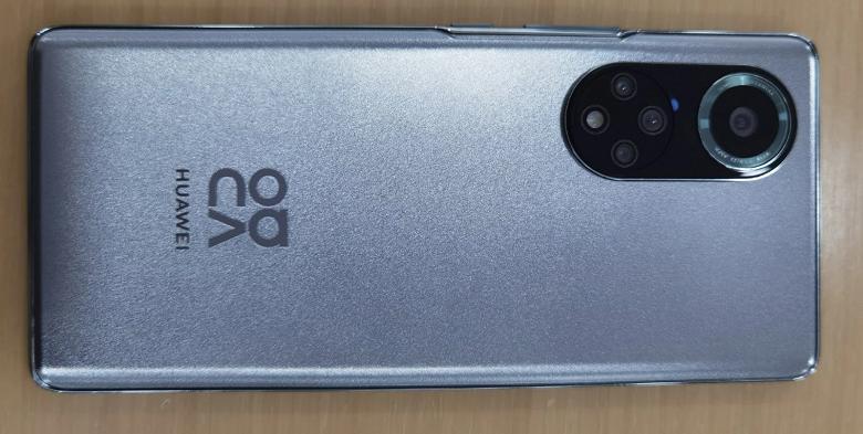 Huawei Nova 9 с камерой как у Honor 50 и HamonyOS 2.1 показали вживую в руках пользователя