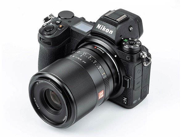 Полнокадровый объектив Viltrox AF 35/1.8 Z стоит 399 долларов