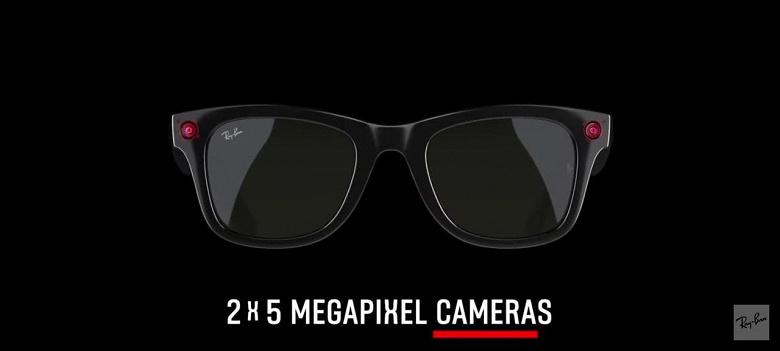 Facebook на лице. Facebook в сотрудничестве с Ray-Ban представила умные очки Ray-Ban Stories