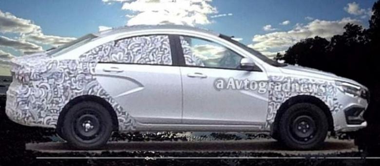 Слух: производство новой Lada Vesta начнется в декабре