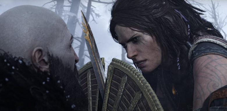 PlayStation 5 наконец показала свою мощь на примере God of War: Ragnarok. Опубликован первый игровой трейлер