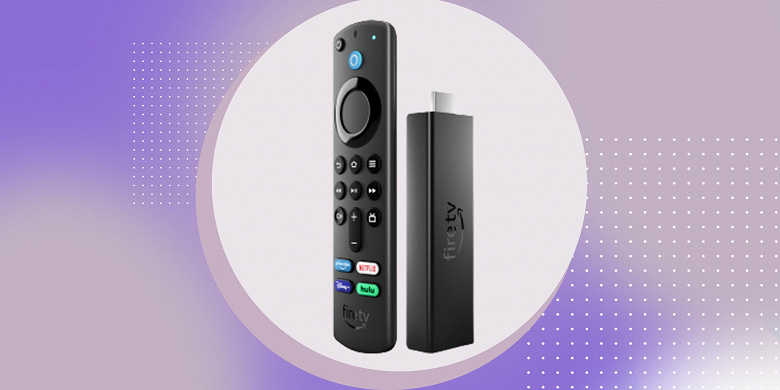 For the first time in three years: Amazon's most powerful set-top box Fire TV Stick 4K unveiled