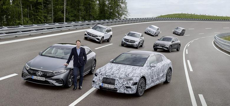 Mercedes-Benz становится партнером Stellantis и Total Energies в производстве аккумуляторных батарей для электромобилей
