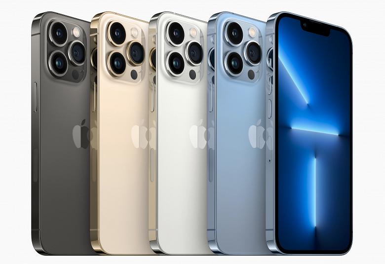 iPhone 13 Pro с 1 ТБ флеш-памяти впервые протестировали AnTuTu: новый смартфон получил более быстрые GPU, CPU и память, чем iPhone 12 Pro
