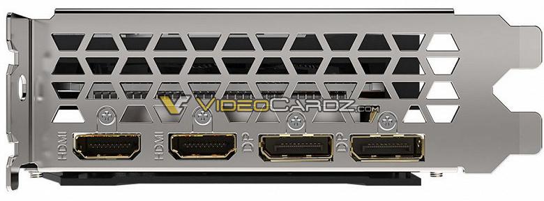 Три вентилятора и радиатор, который на треть больше печатной платы. Radeon RX 6600 в исполнении Gigayte показали на рендерах