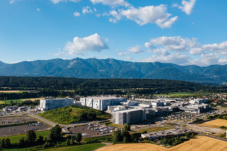 Infineon opens a power semiconductor manufacturing plant in Austria using 300mm wafers