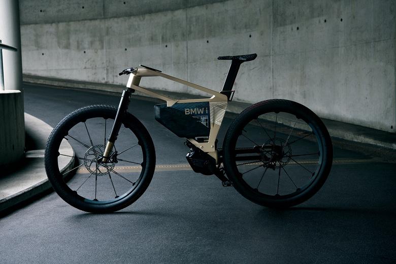 Представлены электровелосипеды BMW со скоростью до 60 км/ч и запасом хода до 300 км