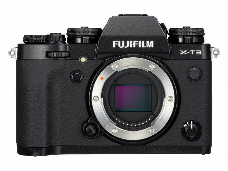Представлена беззеркальная камера Fujifilm X-T30 II