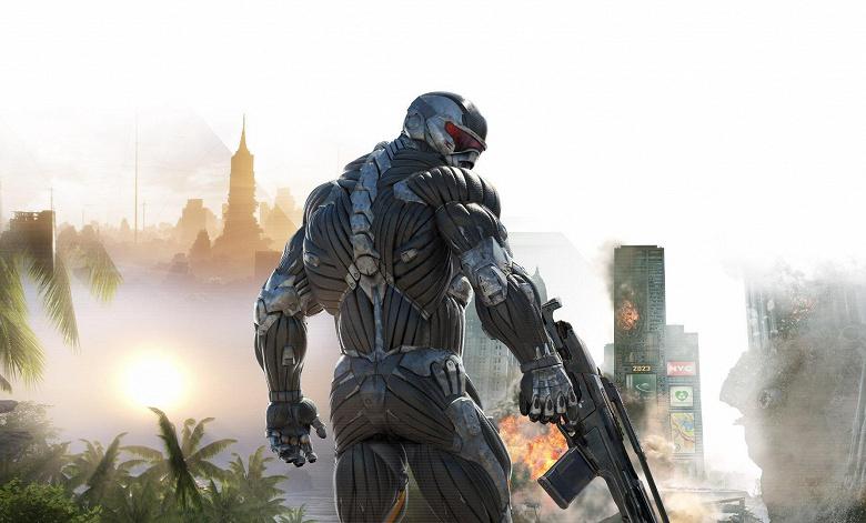 Как выглядит Crysis на приставках, выпущенных с разницей в 15 лет: Crysis Remastered Trilogy выходит 15 октября