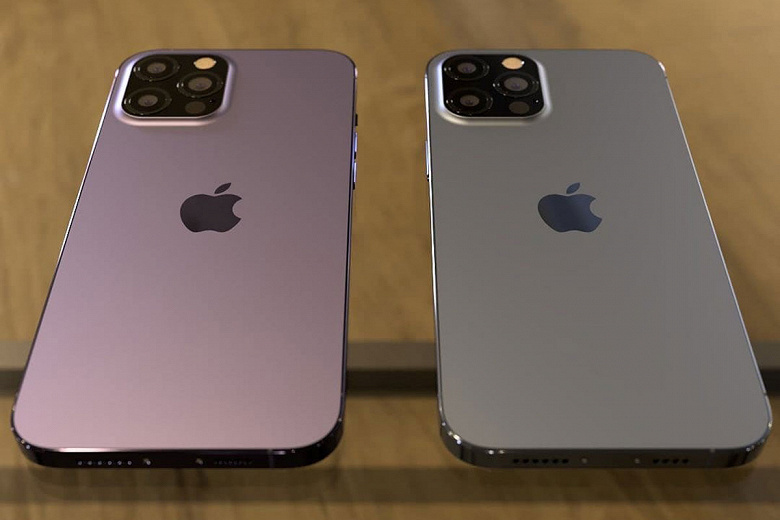 Apple снова поменяет правила: покупателям iPhone 13 Pro и iPhone 13 Pro Max не будет доступна версия с 256 ГБ флеш-памяти