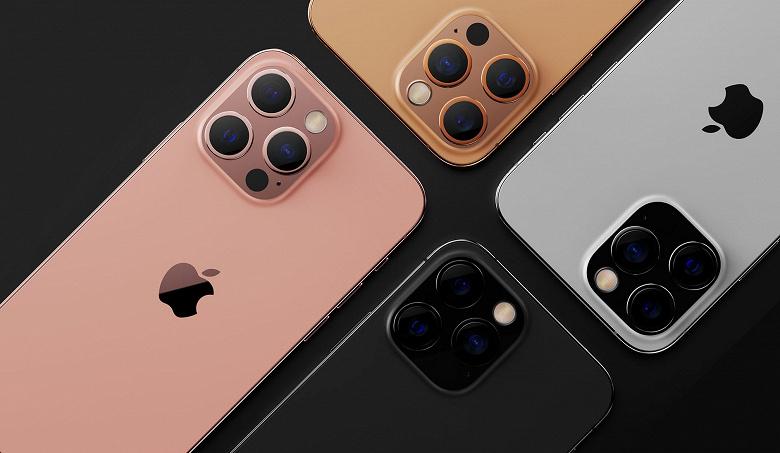 Прогноз аналитиков: с выпуском iPhone 13 компания Apple захватит треть мирового рынка 5G-смартфонов — всего через год после выпуска первого смартфона с поддержкой сетей пятого поколения