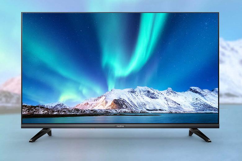 Представлен 200-долларовый телевизор Realme Smart TV Neo
