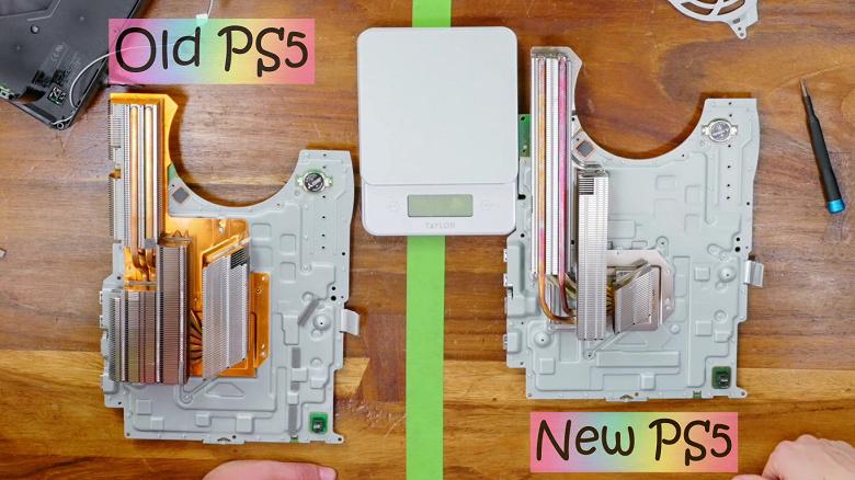 Облегчённая версия PlayStation 5 лучше справляется с охлаждением APU, несмотря на уменьшенный радиатор