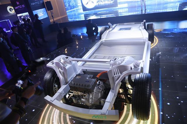 К 2035 году Таиланд планирует производить только электромобили