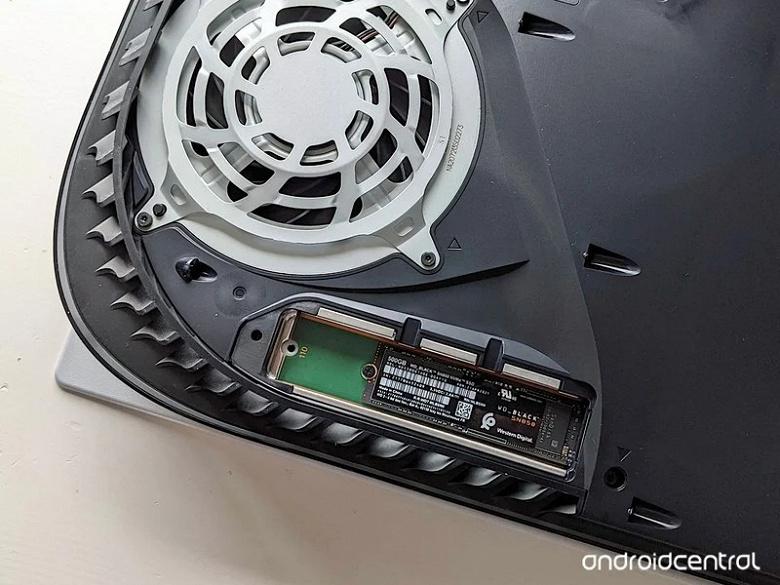 Samsung обновит свой SSD 980 Pro, чтобы он соответствовал всем требованиям PlayStation 5