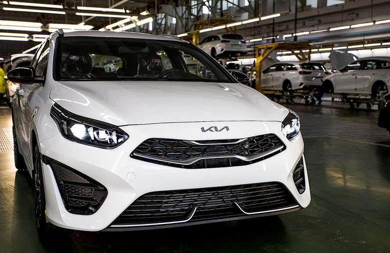В Калининграде стартовало производство нового Kia Ceed, менее мощного по сравнению с Европой